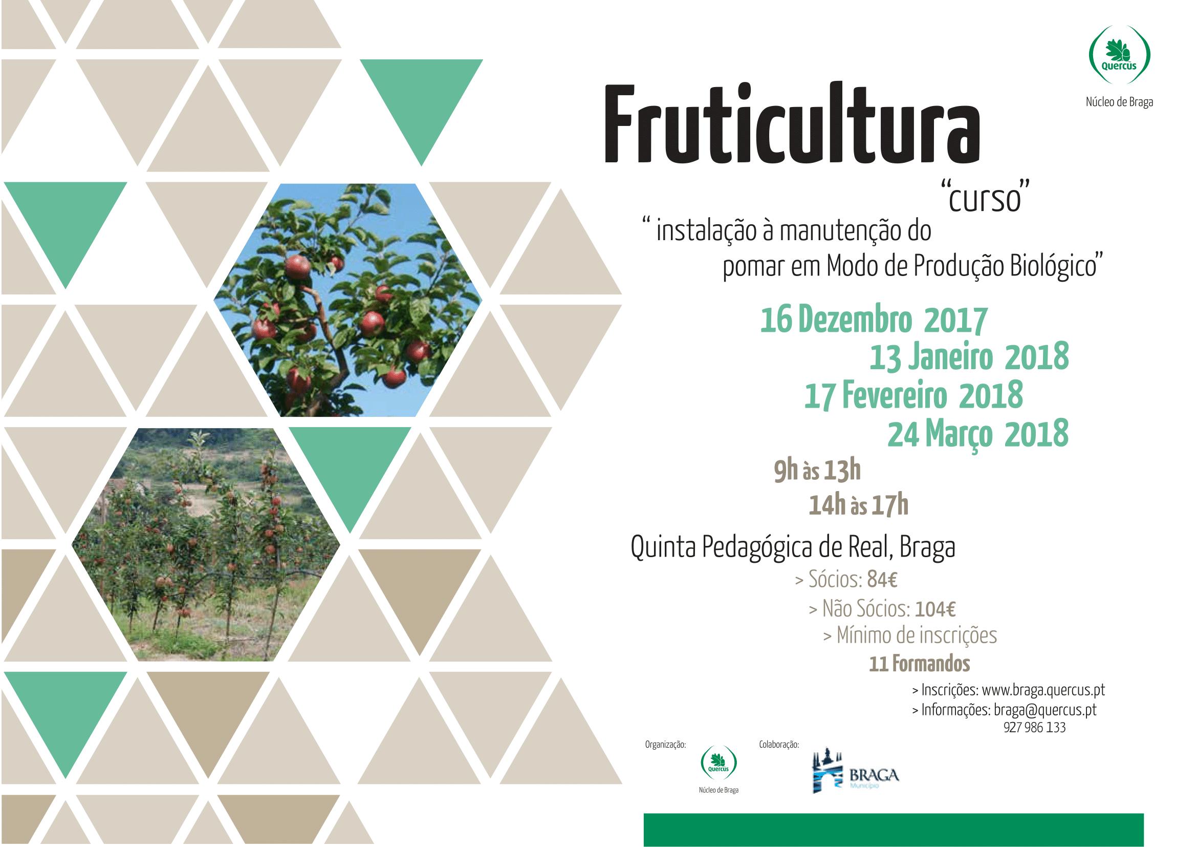 Cartaz Curso de Fruticultura 2017 2018 1