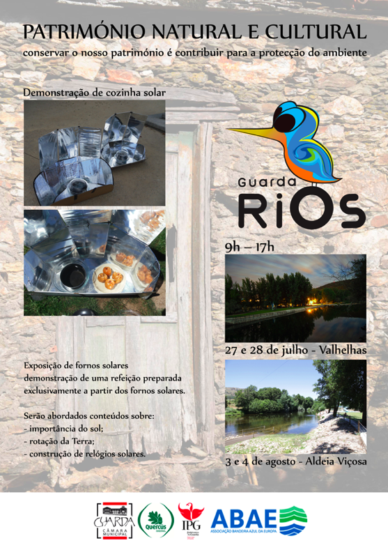 cartaz guarda fornos solares