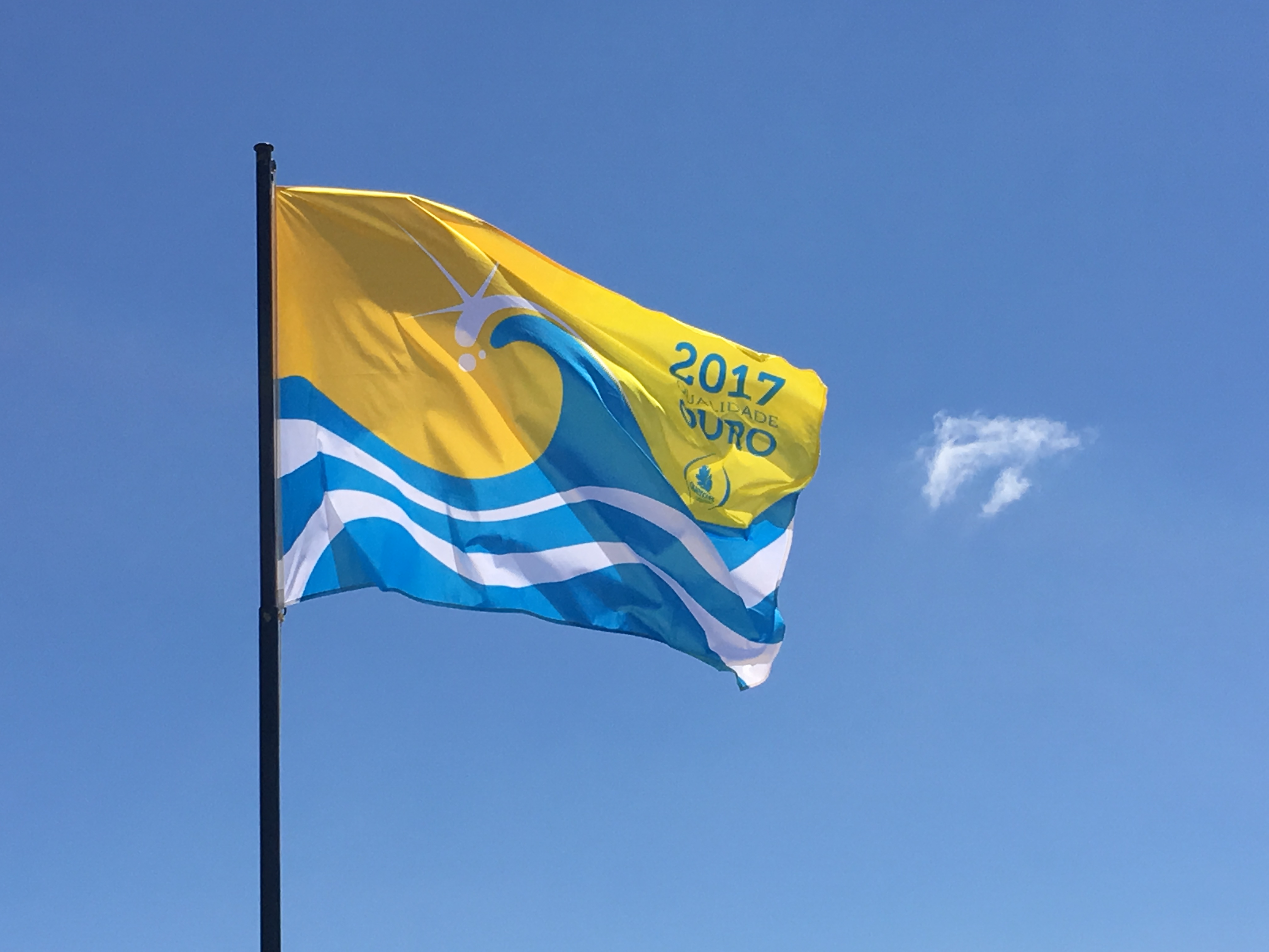 bandeira qual ouro