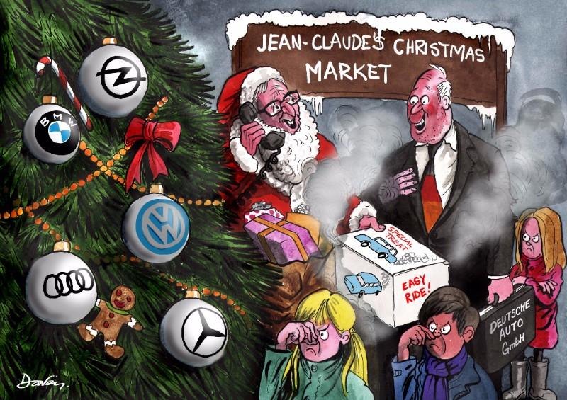 jean claude christmas market